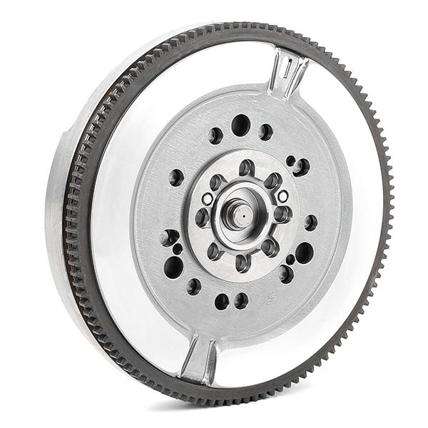 BMW ISETTA Clutch kit VALEO 837086: for engines with dual-mass flywheel, with clutch pressure plate, with clutch disc, with clutch release bearing, with flywheel, with screw set, without lock screw set
