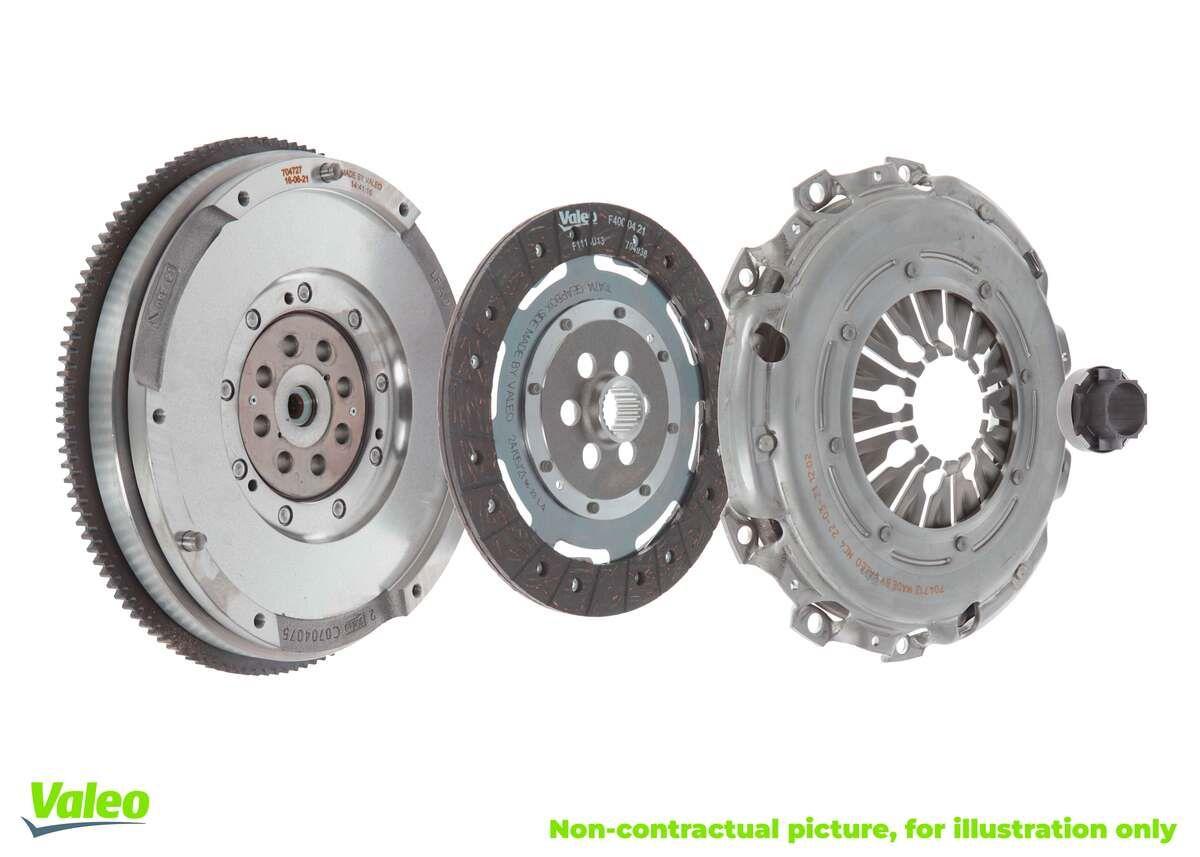 837086 Clutch Kit VALEO Test