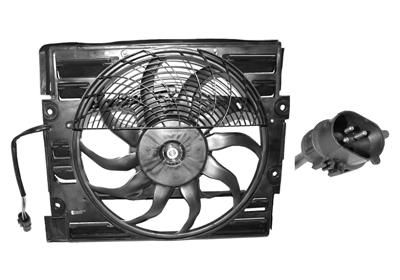0650751 VAN WEZEL Lüfter, Klimakondensator 0650751 günstig kaufen