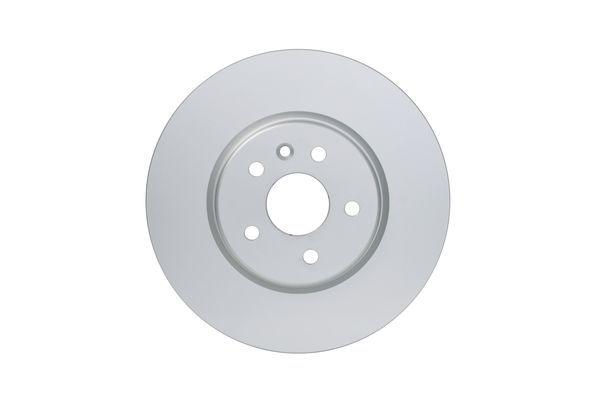 Bremsscheiben Opel Astra K B16 hinten und vorne 2019 - BOSCH 0 986 479 D93 (Ø: 300mm, Lochanzahl: 5, Bremsscheibendicke: 26mm)