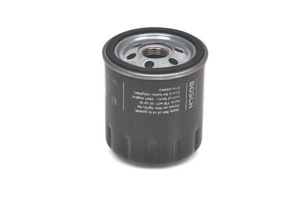 F 026 407 153 Ölfilter BOSCH Test