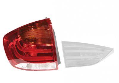 BMW X1 2014 Rücklichter - Original VAN WEZEL 0678935