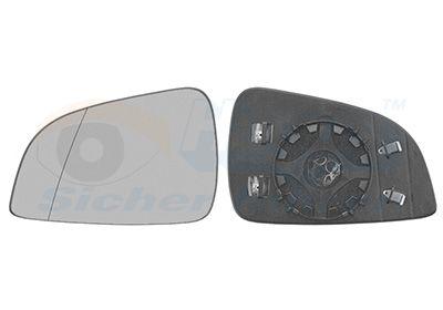 Original OPEL Außenspiegelglas 3748837