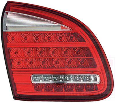 Buy original Rear lights VAN WEZEL 7405921