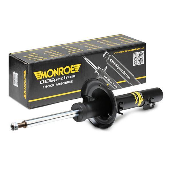 Купете 742257SP MONROE газов, двутръбен, макферсън, отгоре щифт, скоба отдолу Амортисьор 742257SP евтино