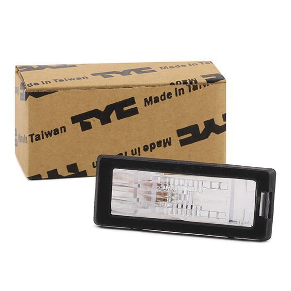 Kennzeichenbeleuchtung TYC 15-0387-00-9