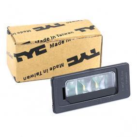 15-0389-00-9 TYC LED, beidseitig, mit LED Kennzeichenleuchte 15-0389-00-9 günstig kaufen