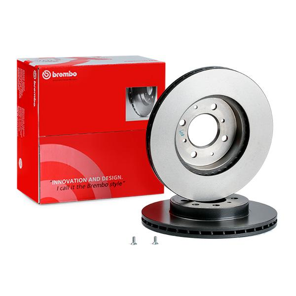 Front Disc Brake Rotor 09.9936.11