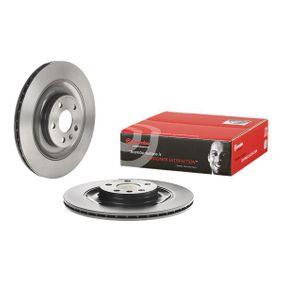 09.C939.11 BREMBO COATED DISC LINE Innenbelüftet, beschichtet Ø: 340mm, Lochanzahl: 5, Bremsscheibendicke: 20mm Bremsscheibe 09.C939.11 günstig kaufen