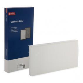 DCF481P DENSO Partikelfilter Breite: 164mm, Höhe: 30mm, Länge: 329mm Filter, Innenraumluft DCF481P günstig kaufen