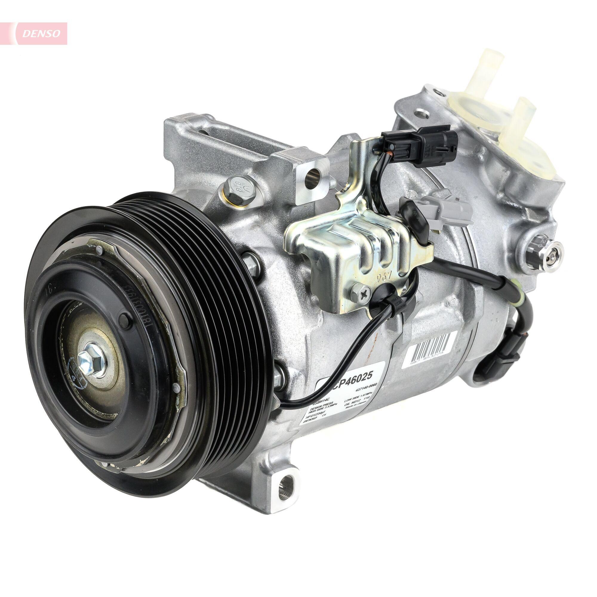 Original NISSAN Klimakompressor DCP46025