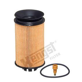 3255130000 HENGST FILTER Filtereinsatz Innendurchmesser 2: 21,0mm, Innendurchmesser 2: 39,5mm, Ø: 70,0mm, Höhe: 133,0mm Ölfilter E845H D335 günstig kaufen