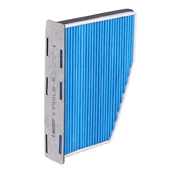 E998LBR Innenraumfilter HENGST FILTER E998LB-R - Große Auswahl - stark reduziert