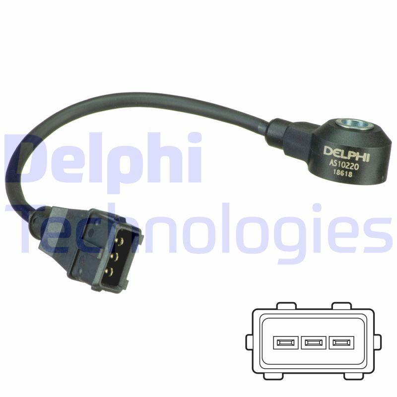 DELPHI Klopfsensor AS10220