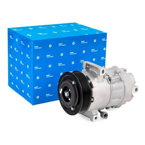DELPHI: Original Kompressor Klimaanlage CS20502 (Riemenscheiben-Ø: 115mm)