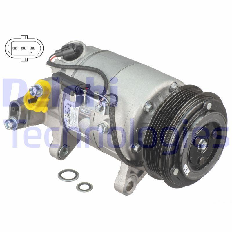 Kompressor DELPHI CS20535
