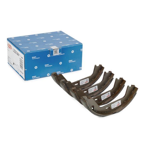 Original TALBOT Bremsbeläge für Trommelbremsen LS2144