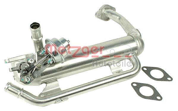 Volkswagen POLO 2019 Cooler egr METZGER 0892493: with seal