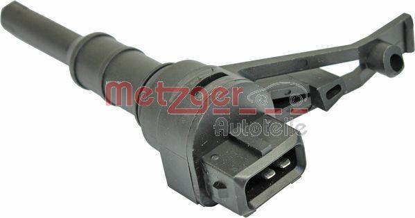 AUDI CABRIOLET 1997 Geschwindigkeitssensor - Original METZGER 0909068