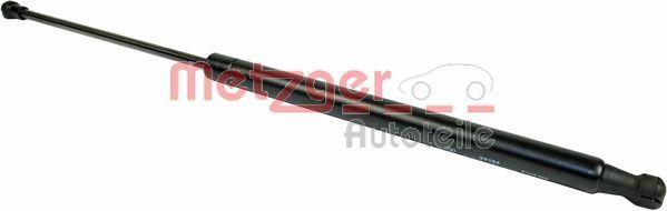 RENAULT TWINGO 2014 Kofferraum - Original METZGER 2110674 Länge: 512mm, Hub: 200mm