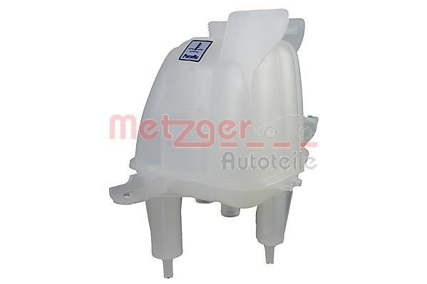 2140192 METZGER ohne Deckel, ohne Sensor Ausgleichsbehälter, Kühlmittel 2140192 günstig kaufen