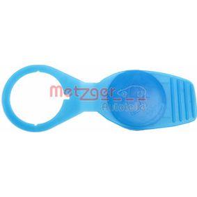 2140193 METZGER Verschluss, Waschwasserbehälter 2140193 günstig kaufen