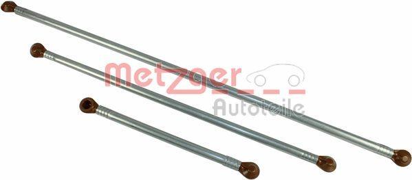 Originales Varillaje de limpiaparabrisas 2190391 Opel