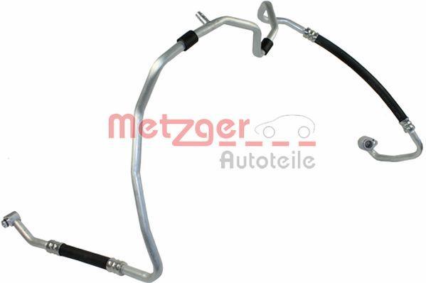 VW GOLF 2020 Klimaleitung - Original METZGER 2360061