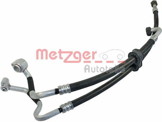AUDI A6 2009 Hochdruckleitung - Original METZGER 2360068