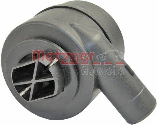 METZGER   Ventil, Kurbelgehäuseentlüftung 2385090