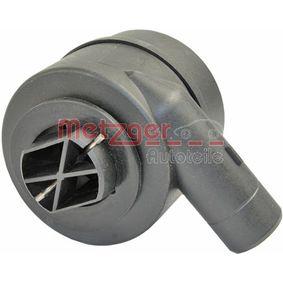 2385090 Ventil, Kurbelgehäuseentlüftung METZGER 2385090 - Große Auswahl - stark reduziert