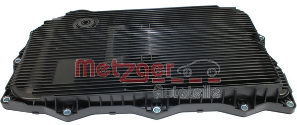 METZGER Oil Pan, automatic transmission 8020033