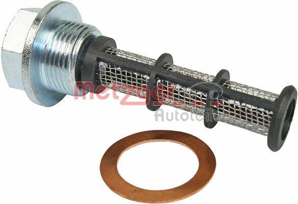 Tappo scarico olio motore 8030023 METZGER — Solo ricambi nuovi