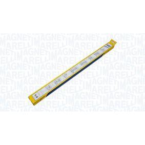 MTF60 MAGNETI MARELLI mit fahrzeugspezifischem Adapter, 600mm Wischblatt 000723146000 günstig kaufen