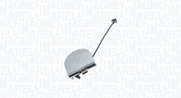 Staffa paraurti 021316900900 MAGNETI MARELLI — Solo ricambi nuovi