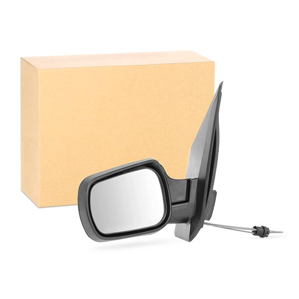Image of VAN WEZEL Wing Mirror FORD 1805803 1219833,1353091,1452854 Wing Mirror Glass,Rear View Mirror,Outside Mirror,Side Mirror,Rear Mirror,Outside Mirror