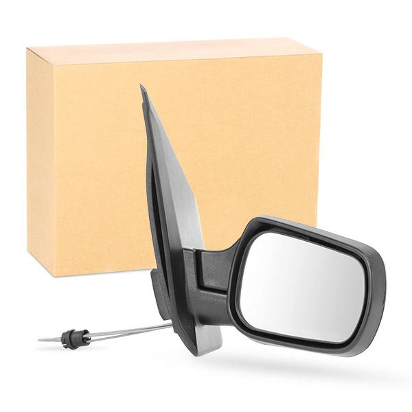 Image of VAN WEZEL Wing Mirror FORD 1805804 1219832,1353089,1452852 Wing Mirror Glass,Rear View Mirror,Outside Mirror,Side Mirror,Rear Mirror,Outside Mirror