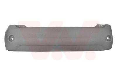 1806544 VAN WEZEL hinten, grundiert, ohne Stoßfängerträger Stoßstange 1806544 günstig kaufen