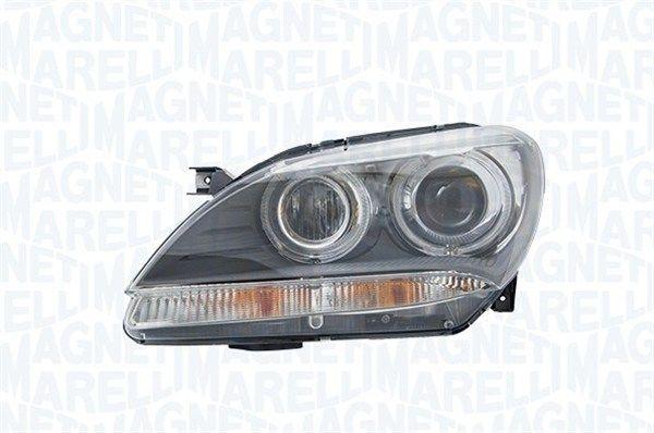 BMW 6er 2015 Frontscheinwerfer - Original MAGNETI MARELLI 711451000656 Links-/Rechtsverkehr: für Rechtsverkehr, Fahrzeugausstattung: für Fahrzeuge mit Kurvenlicht, für Fahrzeuge mit Leuchtweiteregelung (automatisch)