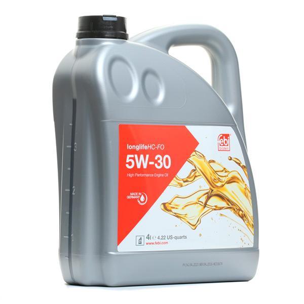 SAE5W30Ford4L FEBI BILSTEIN Longlife, HC-FO 5W-30, 4l Motoröl 101151 günstig kaufen