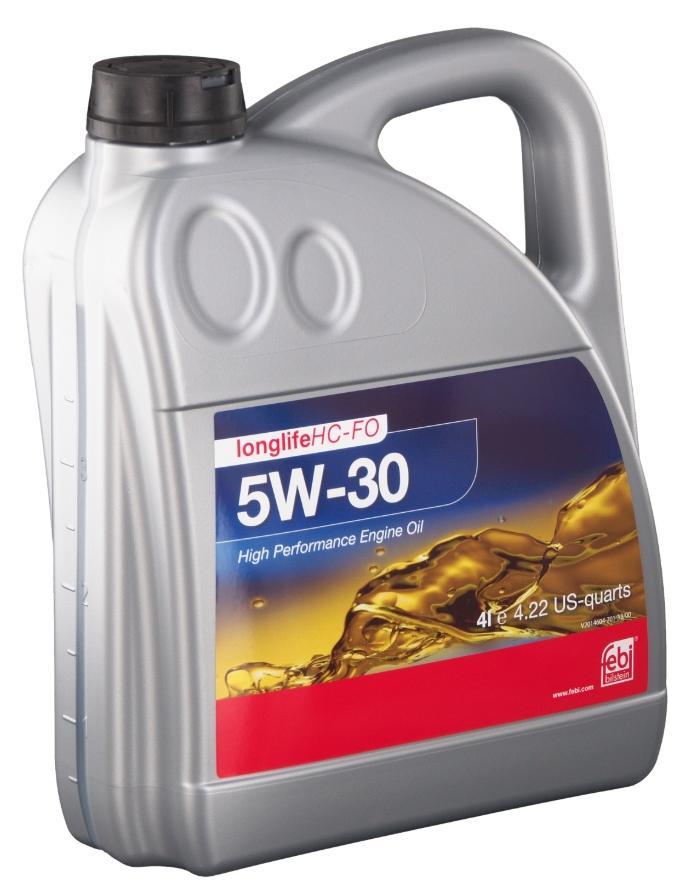 101151 Variklio alyva FEBI BILSTEIN - Pigus kokybiški produktai