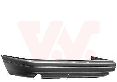 1822544 VAN WEZEL hinten, schwarz/grau, überlackierbar, mit Stoßfängerträger Stoßstange 1822544 günstig kaufen