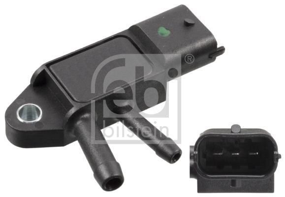 Original RENAULT Abgasdrucksensor 103173