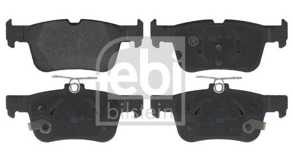 FEBI BILSTEIN: Original Bremsklötze 16943 (Breite: 48,4, 53,3mm, Dicke/Stärke 1: 15mm)