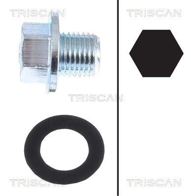Ölablassschraube TRISCAN 9500 1013
