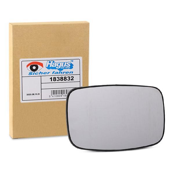 Rückspiegelglas VAN WEZEL 1838832