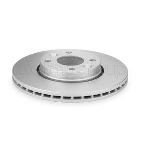 230641C Bremsscheibe METELLI 23-0641C - Große Auswahl - stark reduziert