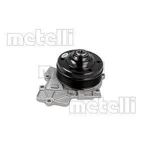 Comprare 24-1255 METELLI per trasmissione cinghia Poly-V, con guarnizione Pompa acqua 24-1255 poco costoso