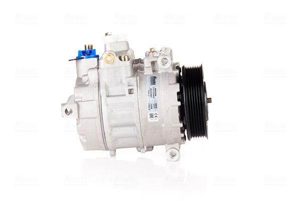 Original LAND ROVER Klimakompressor 890306
