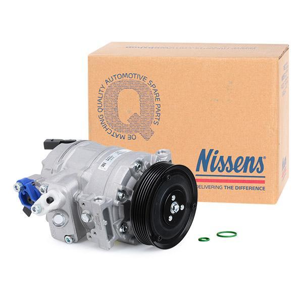 NISSENS   Klimakompressor 890632